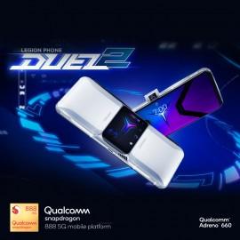 "LENOVO Legion Duel 2 l Snapdragon™ 888 5G l จอ 6.92"" FHD,144Hz (12+256GB) สมาร์ทโฟนสายเกมมิ่ง[ประกันศูนย์ไทย]"