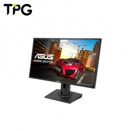 "ASUS MG248Q จอภาพสำหรับเล่นเกม 24"" FHD (1920x1080), 1ms, Refresh rate สูงสุด 144Hz, DisplayWidget, รองรับ 3D Vision"