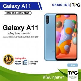 ทักแชทก่อนสั่งซื้อ [เครื่อง+แพ็คเกจรายเดือนAIS] SAMSUNG Galaxy A11 (3+32GB) ABD