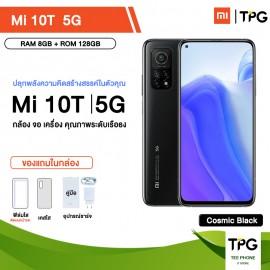 XIAOMI MI 10T 5G (8+128GB) แถมฟรี เคส+ฟิล์มในกล่องประกันศูนย์ไทย]