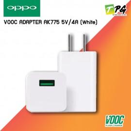 OPPO VOOC ADAPTER AK775 5V/4A (White)