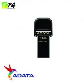 ADATA Tiny OTG แฟลชไดร์ฟ รุ่น AI920 สำหรับ Apple Lightning ความจุ 128GB