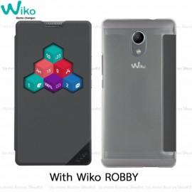 Wiko Case Smart folio WiCUBE ROBBY/ROBBY2 เคสแท้จากวีโก