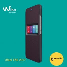 Wiko Folio Ufeel Fab เคสฝาปิดเปิดของแท้