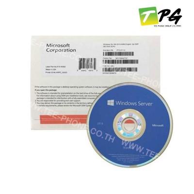Microsoft Windows Server Standard 2016 (P73-07113#M.S)  64bit ENG 1pk DSP OEI DVD 16 Core