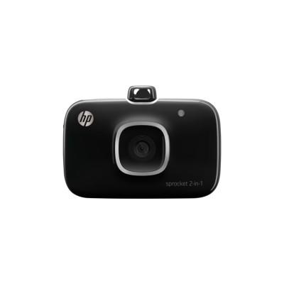 HP Sprocket 2-in-1 2018 มีกล้องในตัว เครื่องพิมพ์ภาพถ่ายWifiแบบพกพา สั่งงานจากมือถือได้เลย แถม กระดาษทดลองพิมพ์1Set