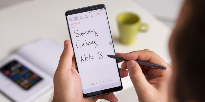 Samsung Galaxy Note 8 เริ่มได้รับอัปเดต Android Oreo แล้ว